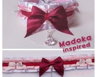 Madoka inspired - NekoLaces tug proof collar