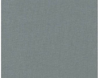 Essex Graphite 295 Fabric - Linen Cotton Blend Fabric Fabric - Grey Cotton Fabric - Solid Fabric Gray - Gray Linen Fabric - Apparel Fabric