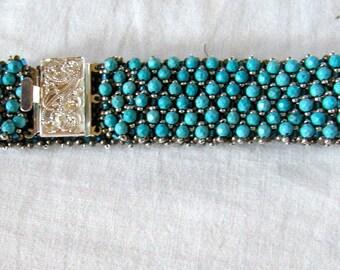 Genuine Turquoise Bracelet