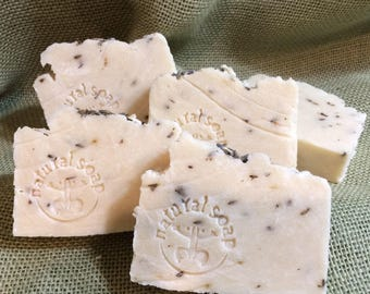 Bath Soap. Handmade, Natural and Organic -  FREE Gift Wrap!
