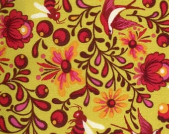 Tula Pink Honey Flower Cotton Fabric
