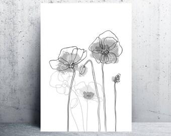 scandinavian poster, scandinavian print, affiche scandinave, minimalist art, minimalist wall art, downloadable prints, printable art prints