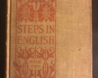 1903 Steps in English Book Two