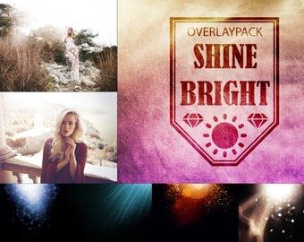 Shine Bright - 30 Schein Overlays