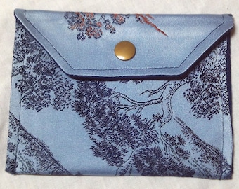 Card Holder/Money Pouch - Oriental