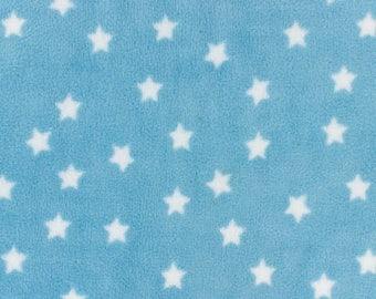 Fabric star blanket