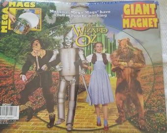 Wizard of Oz Mega Magnet