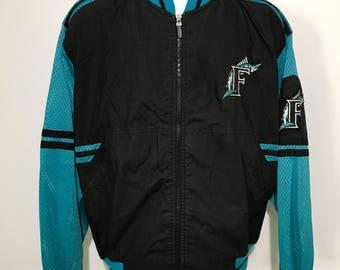 Vintage Florida Marlins Jacket XL