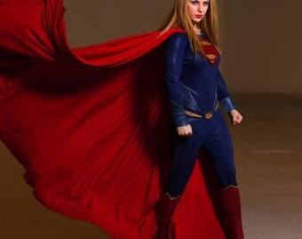 Man of Steel Supergirl: Full Suit