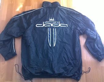 Dada Supreme jacket, Damani nylon vintage hip-hop windbreaker, 90s hip-hop, gangster clothing, 1990s hip hop, OG, gangsta rap, size L Large