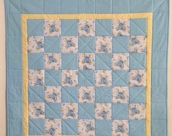 Baby boy quilt Baby girl quilt Amish baby quilts Baby : baby boy quilts for sale - Adamdwight.com