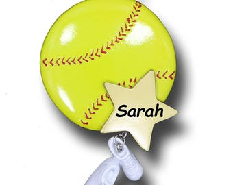 Volleyball Ornament, Personalized Christmas Ornament, Ornament, Volleyball , Personalized,Volleyball Star, Sport Ornament