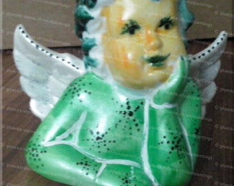 1 out of 3 Angels ceramics, 1 from 3 angels porcelaine
