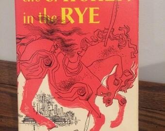 The Catcher In The Rye by J.D. Salinger 1991 Novel