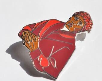 Harriet Tubman Hard Enamel Pin