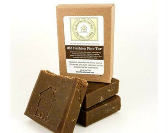 Old Fashion Pine Tar Soap