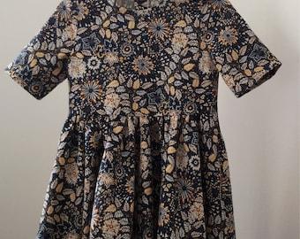 Girls Liberty of London Floral Dress