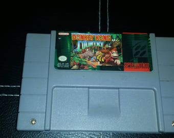 Authentic Donkey Kong Country