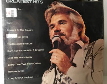 Kenny Rogers Greates Hits Album