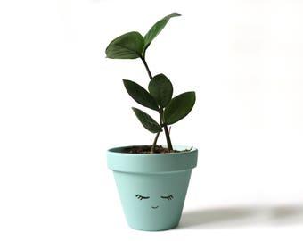 Flowerpot ' Mint '