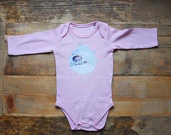 Body Baby girl Clothing Pink