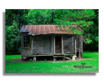 Old Homestead {Photography} for Framing, Greeting Cards, and Postcards
