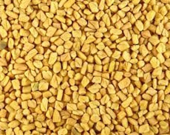 Organic Fenugreek seeds (whole)