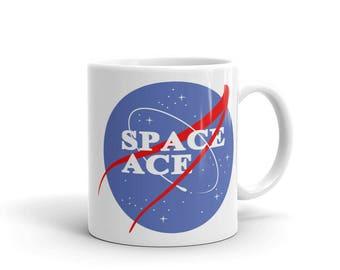 space ace Mug