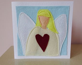 sympathy card, guardian angel card, thinking of you, miscarriage card, spiritual card, bereavement card, loss card, empathy card, grief