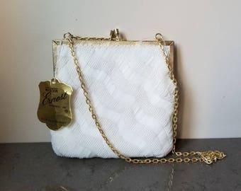 FREE SHIPPING  vintage Mr. Ernest evening bag