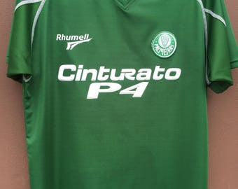 Palmeiras football soccer home jersey