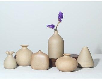 Ceramic Floral Vase for Home Decor