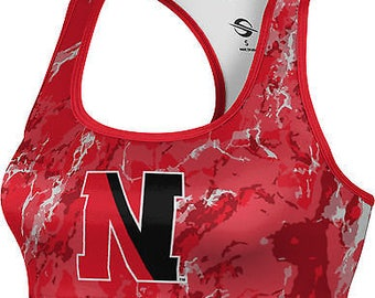 ProSphere Women's Northeastern University Marble Sports Bra (N)
