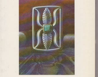 INDIAN SILVER work of the SOUTHWEST volume 1 jewelry, buckles,  buttons, zuni ... H. Mera