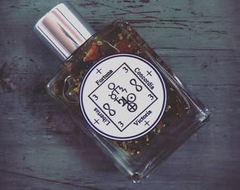 Custom made Ritual Perfume Oil. Spell oil, Ritual Oil, Rotual anointing Oil, Witchcraft, Pagan