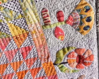 Meadow pattern from Michelle Mckillop for Jen Kingwell Designs, quilt pattern
