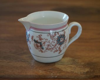 lovely creamer or vintage milk jug