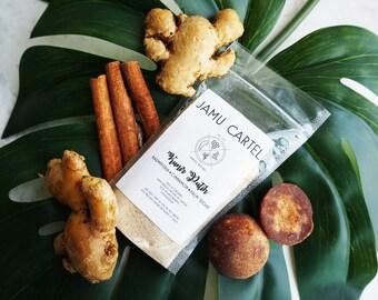 Kunir Putih Jamu Herbal Elixir