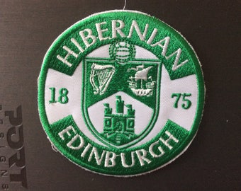 Patch Hibernian FC - Edinburgh - Scottish Premiership - Scotland - UEFA