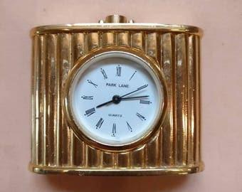 Vintage Park Lane miniature clock