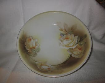 Beautiful antique RS Prussia bowl