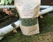 Nettle Infusion; nettle tea; nourishing herbal infusion