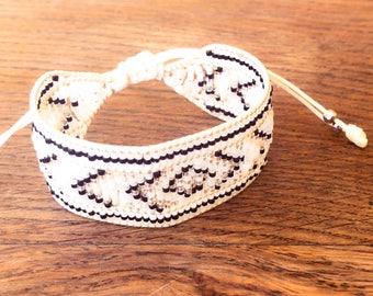 Paris - Bracelet Amazonia MYC Miyuki beads
