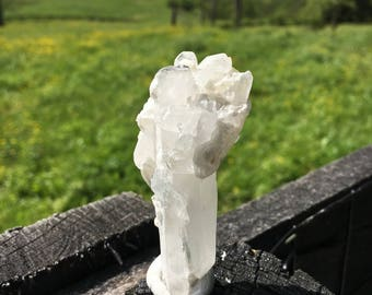 High Vibrational Quartz Cluster from the Himalayan Mountains in Tibet 17