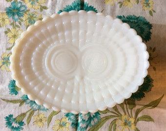Avon owl soap dish