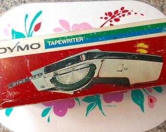 Dymo tapewriter # 1570 / label maker
