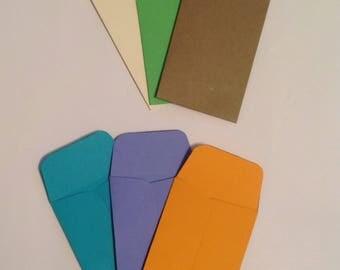 Gift Envelopes Medium (Cardstock)