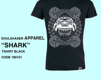 Soulshakers Shark Attack Tshirt NicePrice