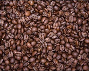 1lb Wake Up Breakfast Blend Whole Coffee Beans Dark Roast One Pound