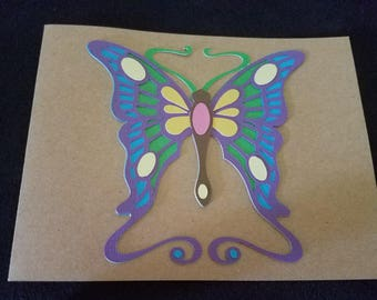 Art Deco Butterfly
